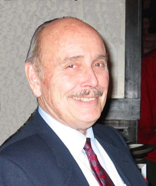 Cockcroft, portrait 2004