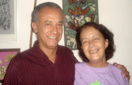 Fernando Martínez  Heredia & Esther Pérez of Cuba