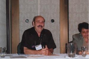 w. Dra. Ariet, Che panel, LASA 07
